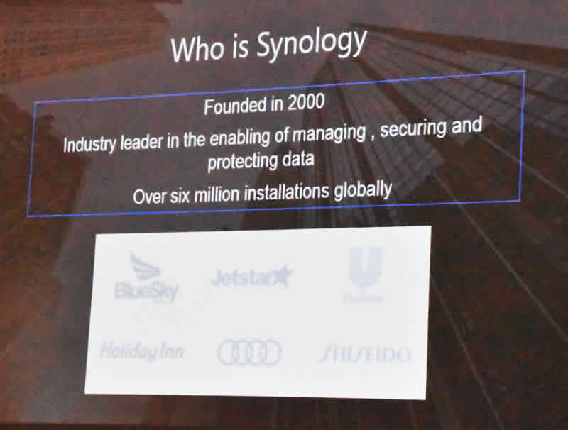 Synology Slide 1