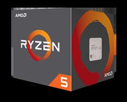 Ryzen 5 box