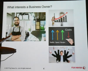 Fuji slide1 hat interest a business