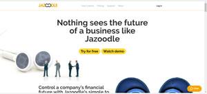 Jazoodle Web Site