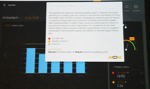 Jazoodle Slide 4 Spot light  Pop-up explaination