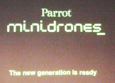Slide Intro to Minii Drones