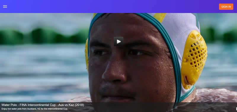 OVO Water Polo