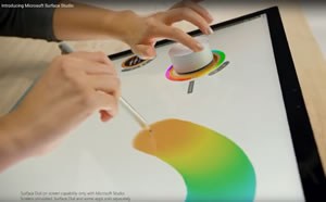 The Surface Dial