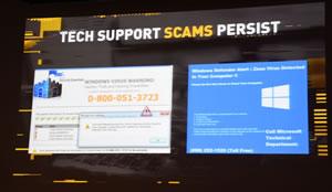 Norton Update slide 11 Tech scams