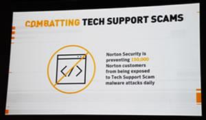 Norton Update 11A Scam Threats