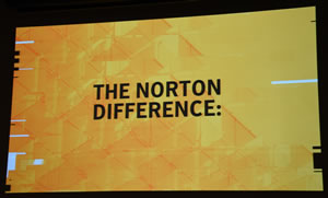 Norton Update slode 12 Norton Difference