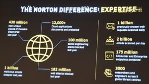Norton Update slide 13 Norton Expertise