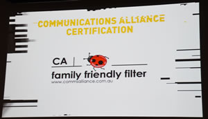 Norton Update slide 20 Communications Alliance certification