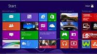 Win 8.1 start screen