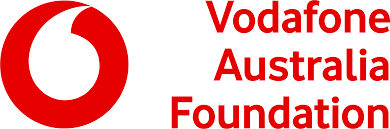The Vodafone Foundation logo