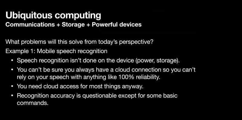 April Slide 12 Ubiquitous computing