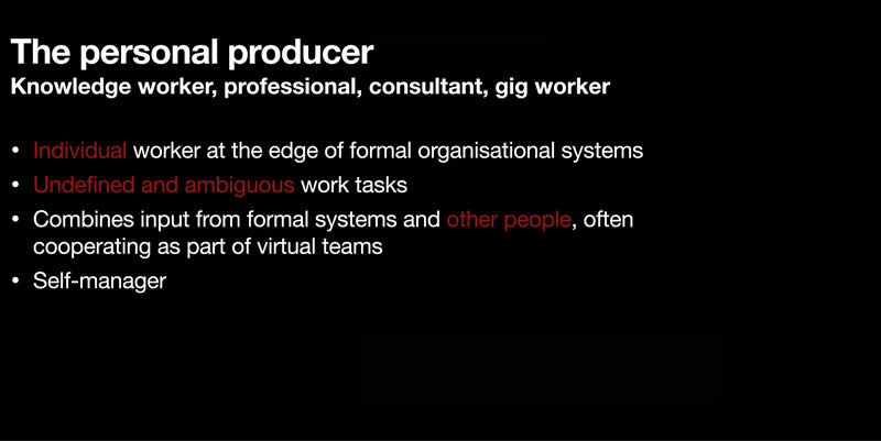 April Slide 19 The Personal Producer
