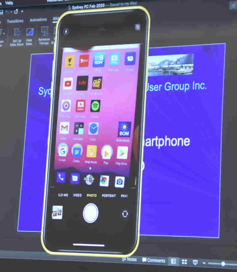 The Nexus 6P Smartphone