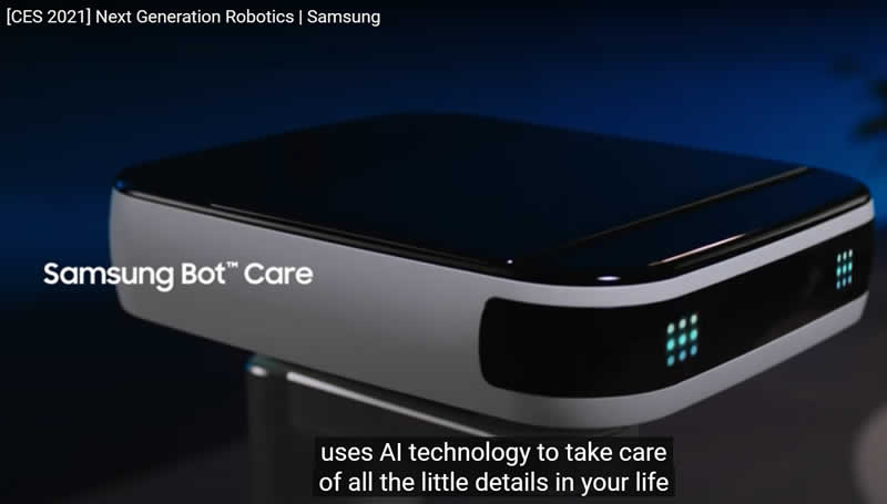 Samsung Robotics Video