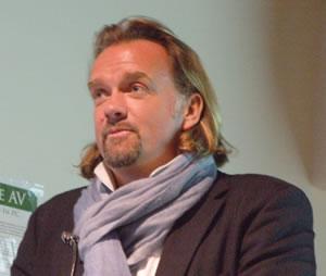 Amaysim presenter Rolth Hansen